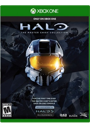 Halo The Master Chief Collection XONE